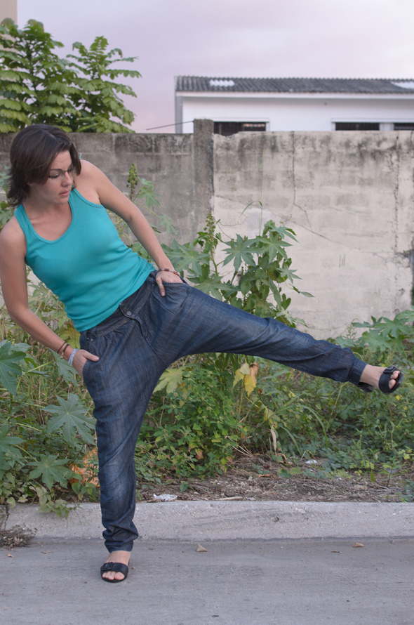 Gabriela Leyton, 34 años, Profesora de Audiovisuales