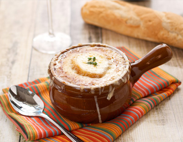 Cocinar en barro resultados ptimos epicuro la for Sopas francesas famosas