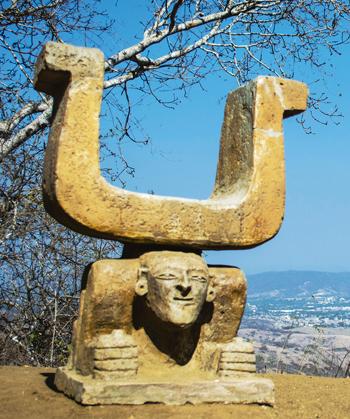 El cerro Jaboncillo (Portoviejo) contiene restos arqueológicos.