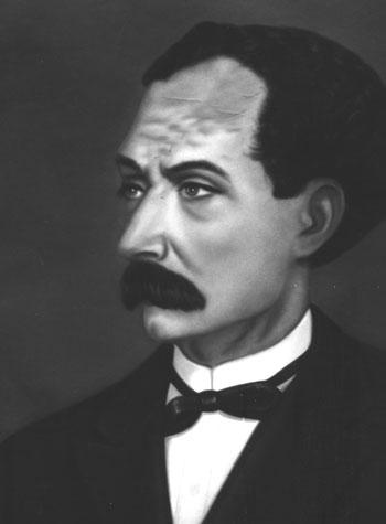 Miguel Riofrío S. (1822 - 1879), escritor ecuatoriano, autor de La emancipada.