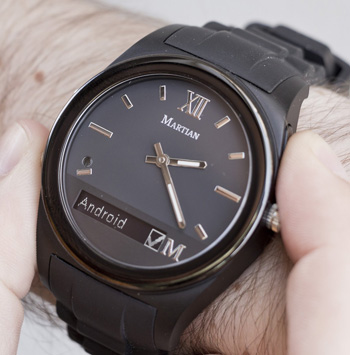Reloj inteligente Notifier.