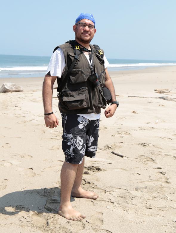 Elvis Vargas, 35 años, fotógrafo