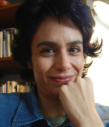 Gabriela Alemán (Ecuador)