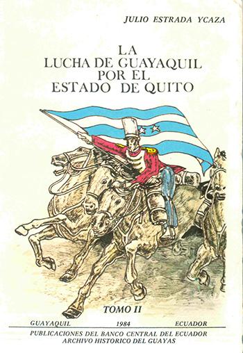 Portada del libro de Julio Estrada.