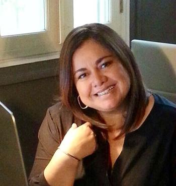 Bernardita Hidalgo de Falquez