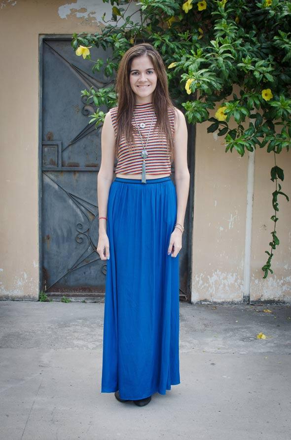 Milla Loffredo, 20 años, Estudiante de Periodismo