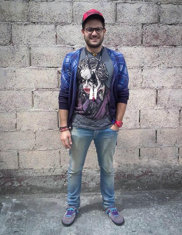 Geanmarco Ranghi, 32 años, Director Creativo