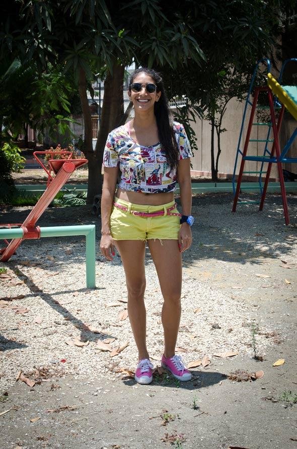 Adriana González, 24 años, Estudiante