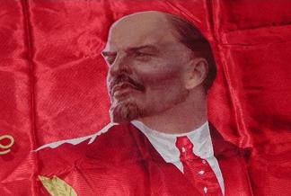 Vladímir Ilich Lenin (1870-1924) fue un revolucionario ruso, líder bolchevique,
