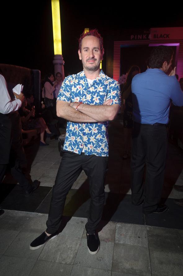 Ricky Luque, Edad desconocida, Diseñador de Interiores