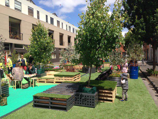 H bitat 3 reimaginar los barrios vivienda y decoraci n for Habitat decoracion