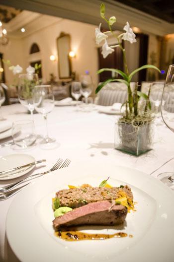 Ambiente y exquisita gastronomía en Le Gourmet.