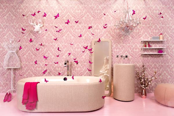 Ba os trendy vivienda y decoraci n la revista el for Vivienda y decoracion