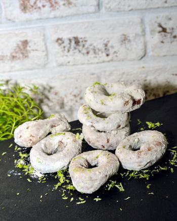Donuts de brioche
