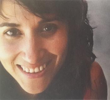 Gabriela Ponce Padilla (Quito, 1977).