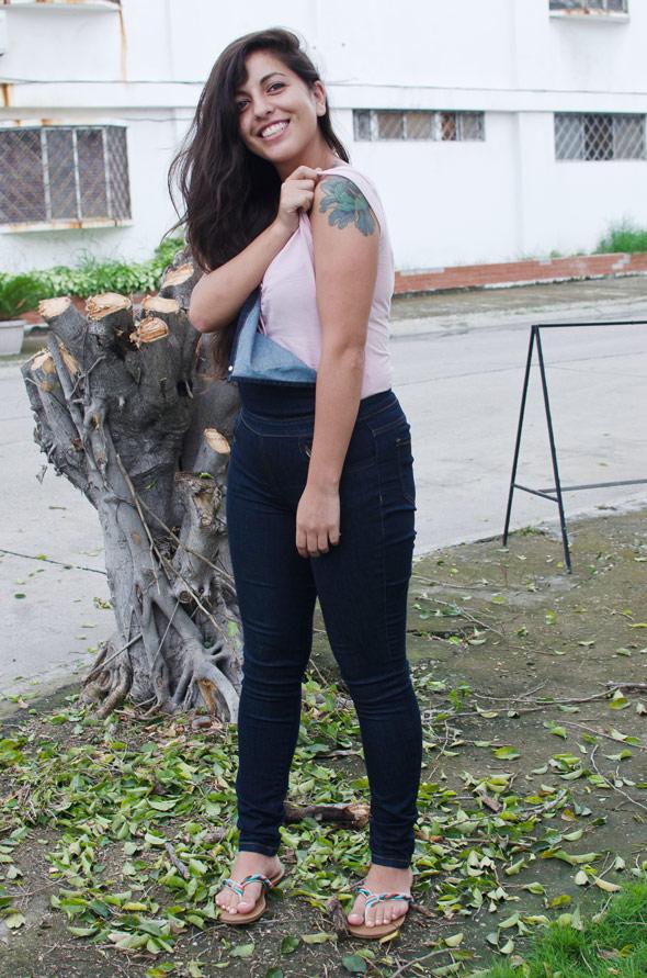 Pamela Alvarado, 26 años, Maquilladora