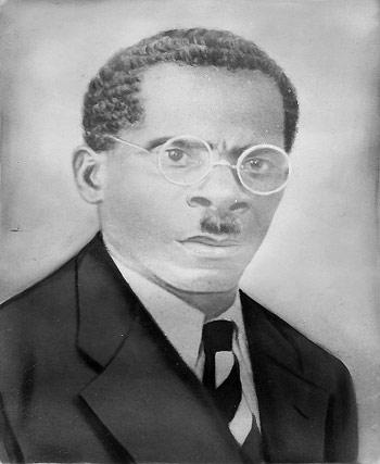 Nathanel Atkinson, jamaiquino que se quedó en Durán.