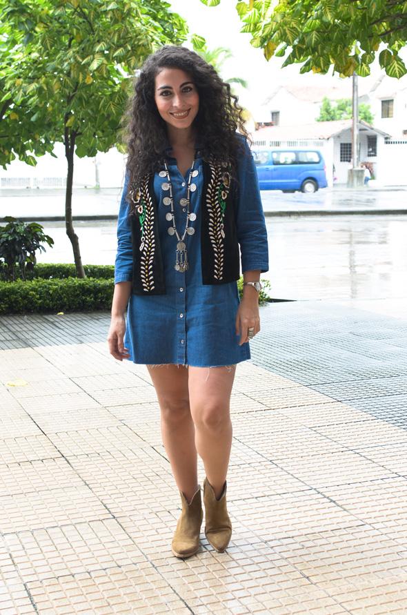 Erika Jurado, 26 años, Encargada de Zara Kids