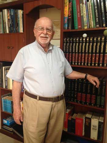 Robert Safdie reside en la ciudad de Guayaquil desde 1992.