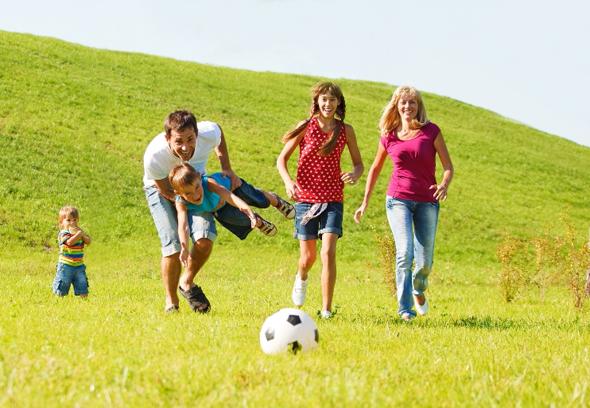 здоровый образ жизни родителей