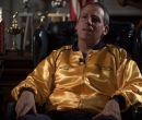 Steve Carell  en su papel de John du Pont en Foxcatcher.