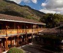 La Plaza Doña Esther acoge 35 habitaciones.