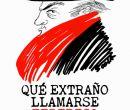 Fellini, dibujo de Ettore Scola para el póster de la película.