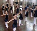 Alumnas de danza de la Casa de la Cultura.