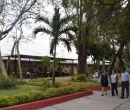 Consulta Externa fue inaugurada hace un año con 31 consultorios. Tiene jardines.