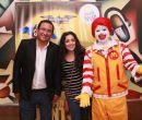 Kléber Molina, gerente de Marketing de McDonald's Ecuador.