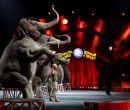 Los diversos espectáculos no se verán más bajo la carpa del famoso circo.