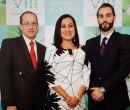 Gustavo Duque, gerente País; Tania Torres, gerenta Tena Ecuador.