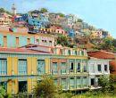 Nuesto tradicional cerro San Ana, conocido como Cerrito Verde en el Guayaquil.