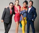 El nuevo jurado de Ecuador tiene talento: Ángelo Barahona, Carolina Aguirre.