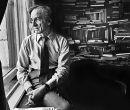 Elie Wiesel en su hogar en Nueva York, en marzo 29 de 1981.