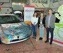 En la foto, Silvia Maldonado, directora ejecutiva Fudrine; Martha Patricia Baca