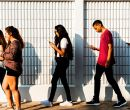 No solo adolescentes: los padres pueden tener problemas similares.