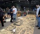 Arte e interactividad con el público del Funka Fest.