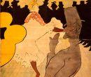 1890-1899, Toulouse-Lautrec fue uno de los primeros artistas comerciales