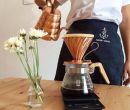 Distintos métodos para hacer café en Sailor Coffee, en el c. c. Las Terrazas.