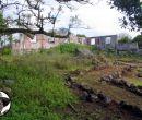 Manuel J. Cobos y lo que queda de la hacienda El Progreso, ubicada en las tierra
