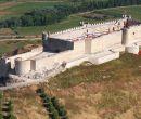 Castillo de Jadraque (provincia de Guadalajara, Castilla-La Mancha).