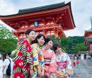 En Kioto es posible alquilar yukatas (kimonos).