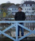 Casey Affleck en una de las escenas de Manchester frente al mar.