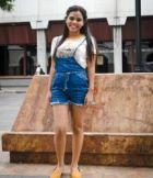 Fiorella Prado, 18 años, estudiante de literatura