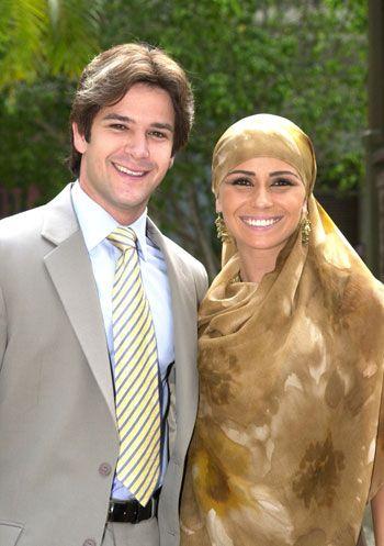 Murilo y Giovanna Antonelli tienen un hijo fruto de su relación.