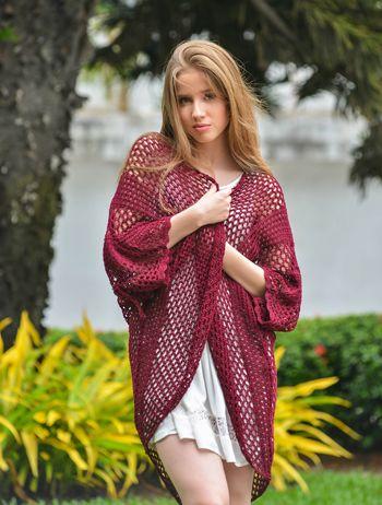 Tendencias en ropa tejida moda y belleza la revista - Tendencias en ropa ...