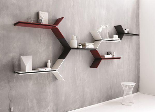 Opciones de repisas vivienda y decoraci n la revista for Soporte estanteria ikea