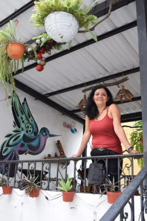Angélica Parra, directora de El Altillo.