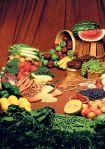 Las hortalizas de hojas verdes contienen vitamina E.